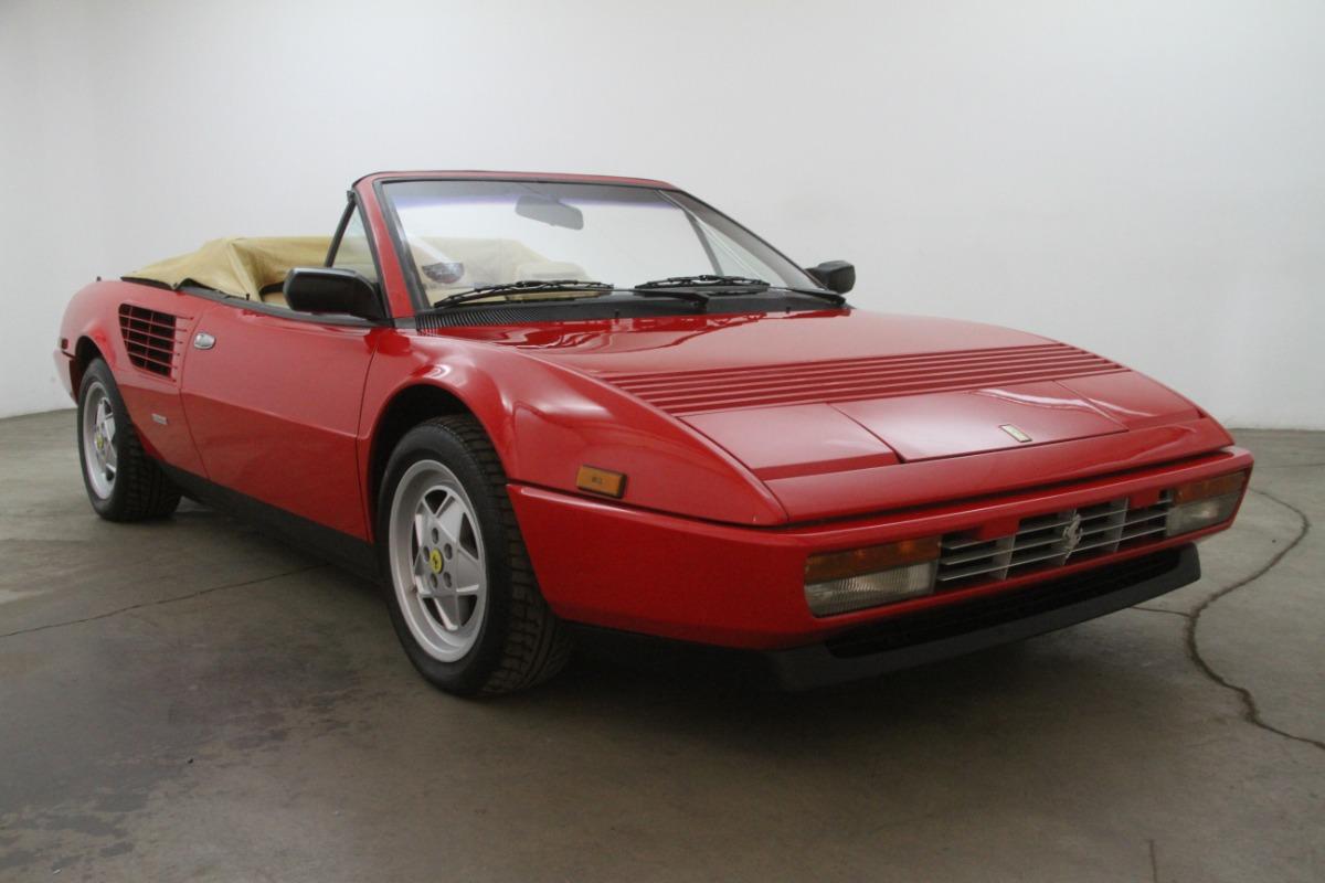 1988 Ferrari Mondial Convertible