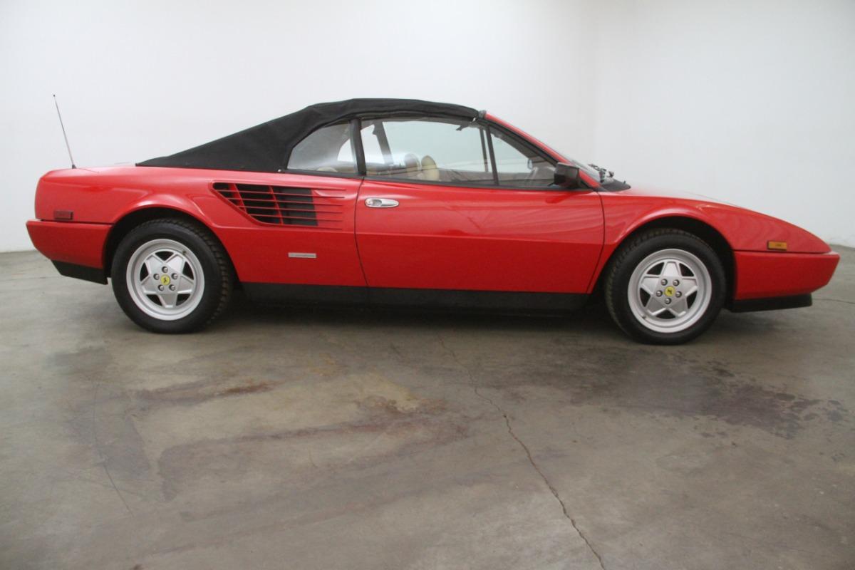 Used 1988 Ferrari Mondial Convertible   Los Angeles, CA