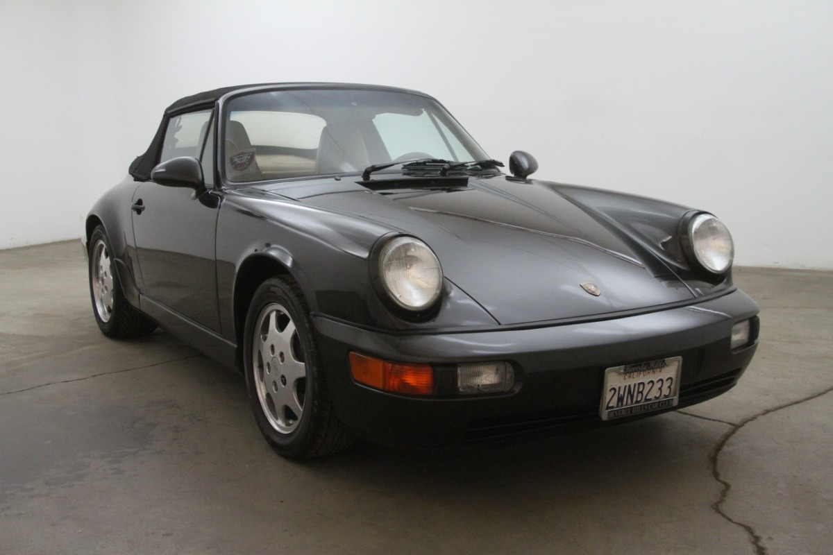 Used 1991 Porsche 964 Cabriolet | Los Angeles, CA
