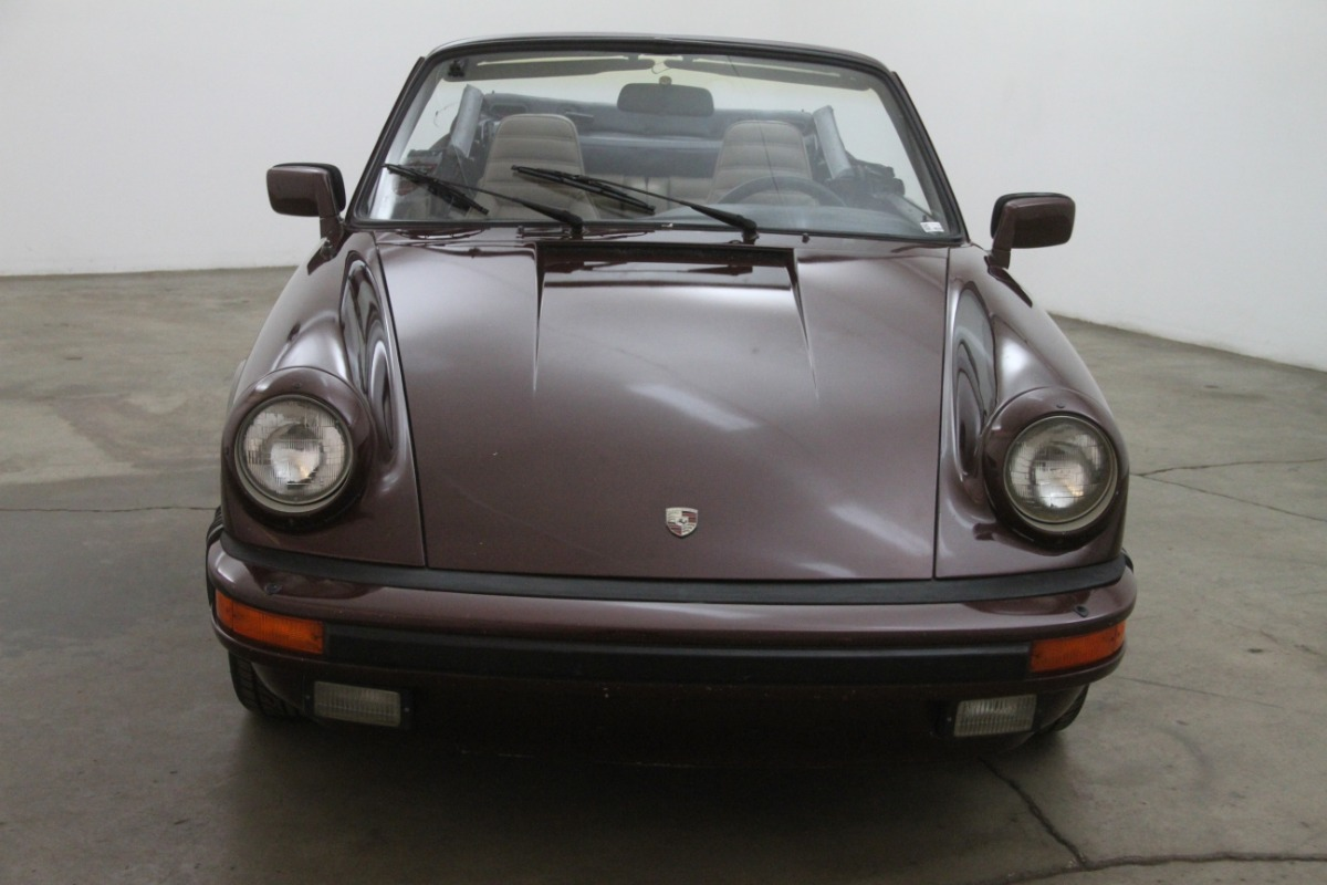 Used 1984 Porsche 911 Carrera Cabriolet | Los Angeles, CA