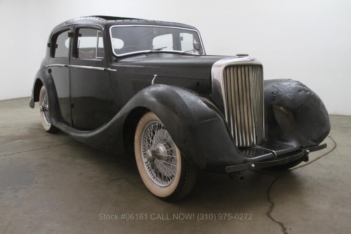 1948 Jaguar Mk Iv Saloon Beverly Hills Car Club