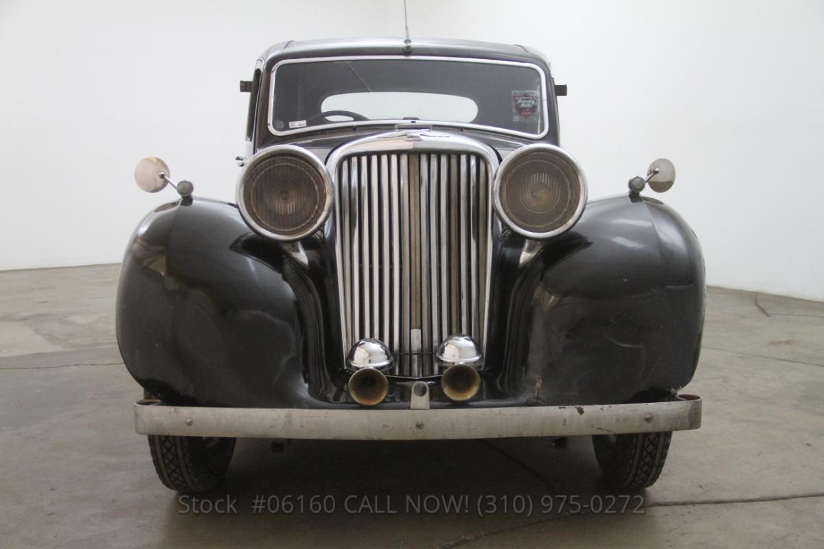 1948 Jaguar Mk Iv For Sale 19 500 1424522