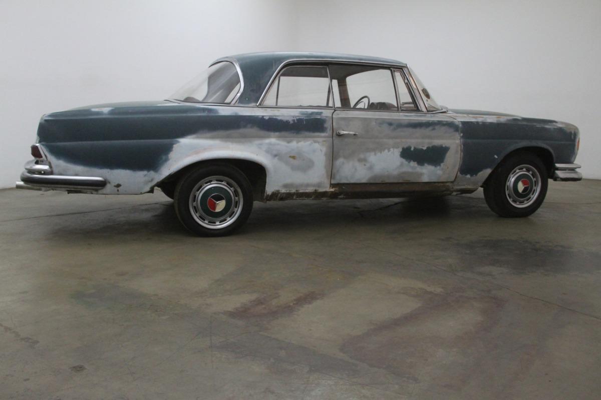 1962 mercedes benz 220se beverly hills car club for 1962 mercedes benz