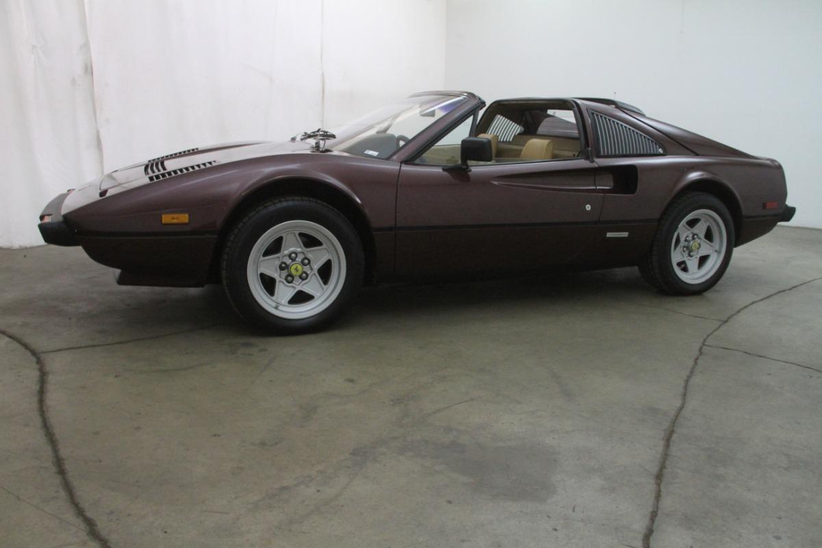 1985 Ferrari 308 Quattrovalvole | Beverly Hills Car Club