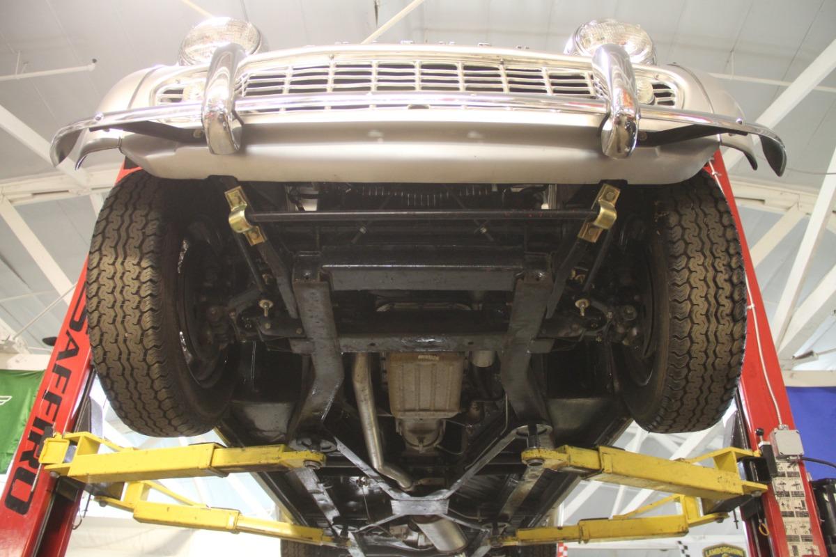 1958 Triumph TR3 | Beverly Hills Car Club