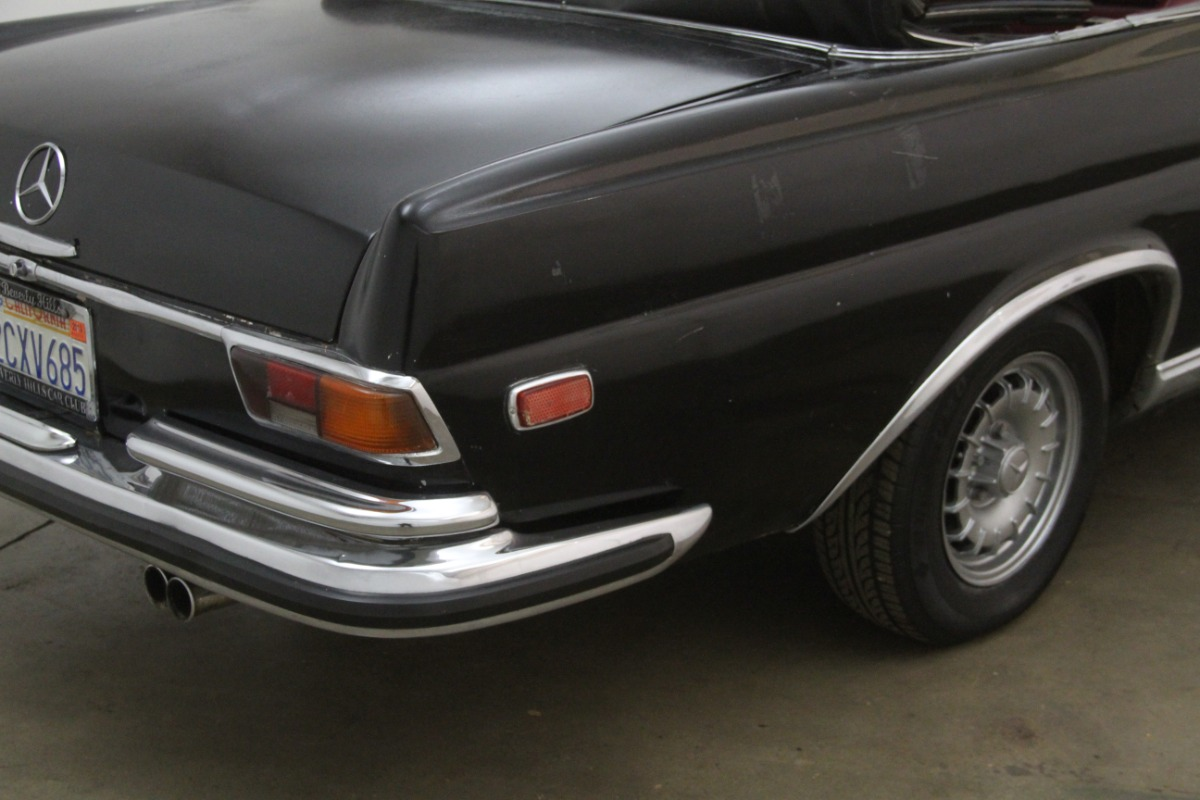 Used 1971 Mercedes-Benz 280SE 3.5 Cabriolet Conversion | Los Angeles, CA
