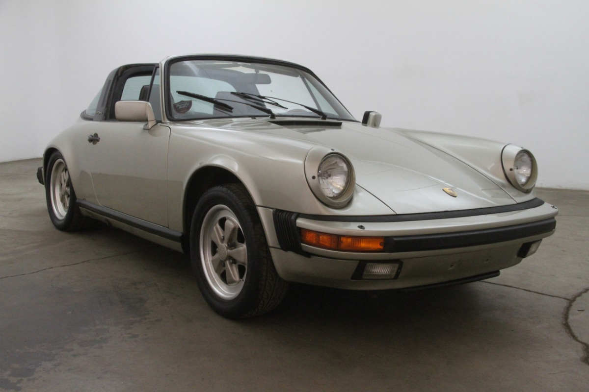 1985 Porsche Carrera Targa Beverly Hills Car Club