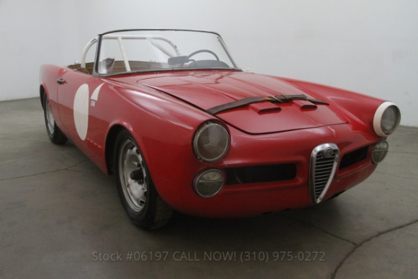 1962 Alfa Romeo 2000