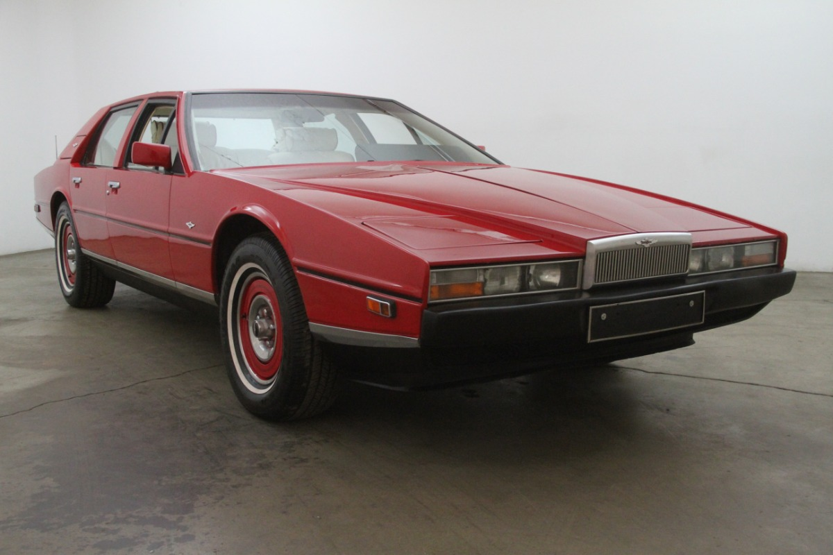 1983 Aston Martin Lagonda Beverly Hills Car Club