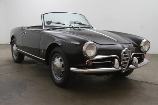 1956 Alfa Romeo Guilletta Spider