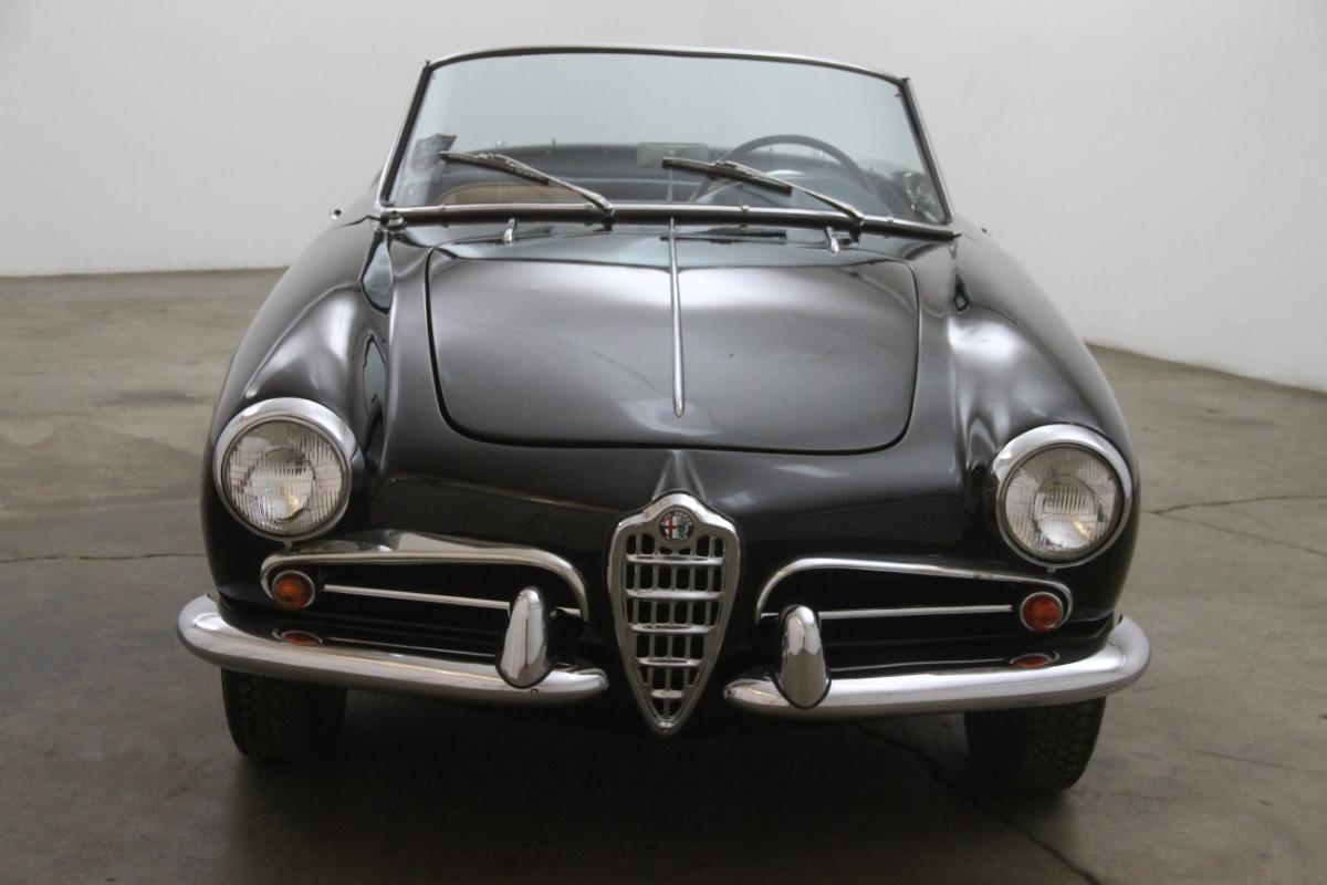 1956 Alfa Romeo Giulietta Spider Beverly Hills Car Club 1961 Heck Used Los Angeles Ca