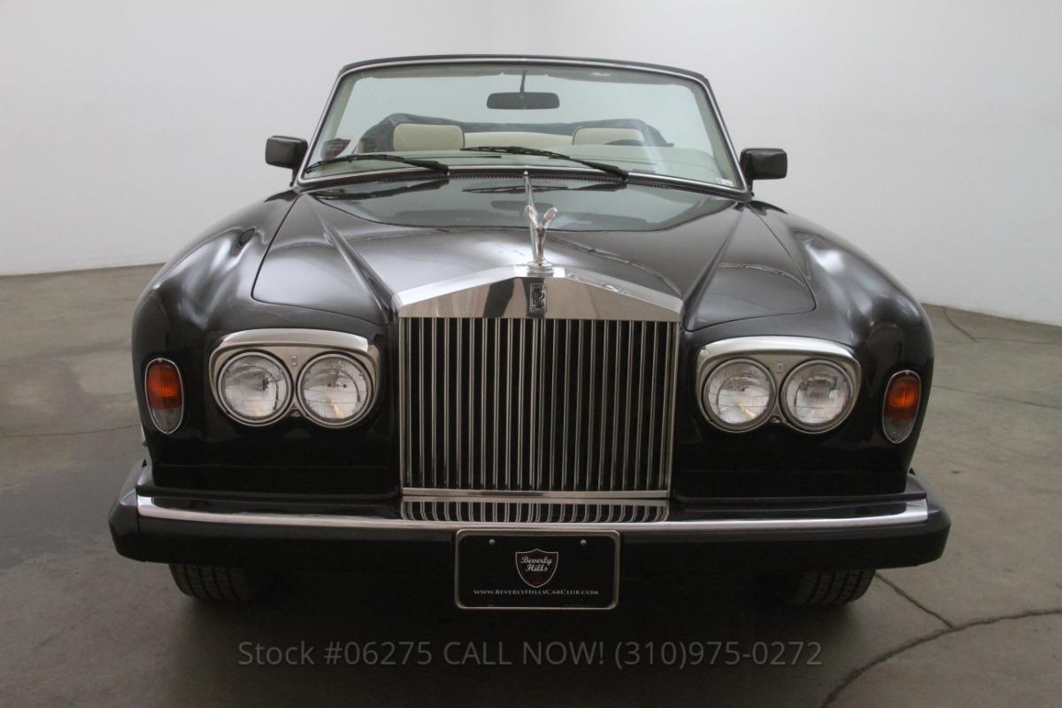 Used 1986 Rolls Royce Corniche  | Los Angeles, CA