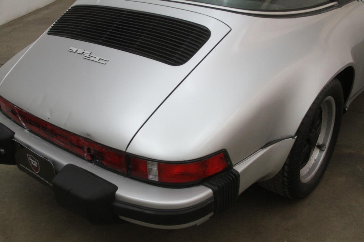 Used 1979 Porsche 911SC Targa | Los Angeles, CA