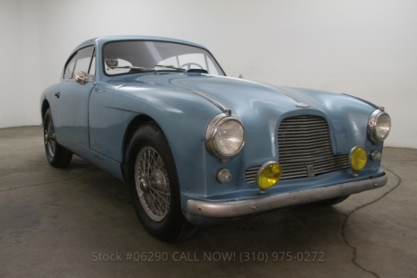 1954 Aston Martin DB 2/4 Coupe Left Hand Drive