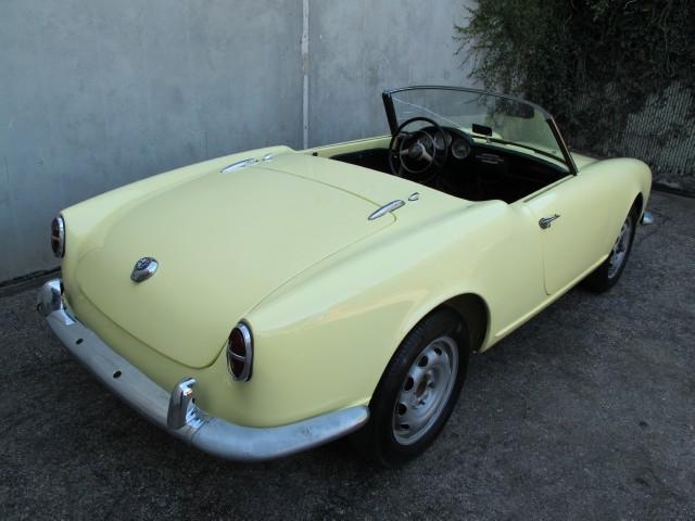 1958 Alfa Romeo Veloce