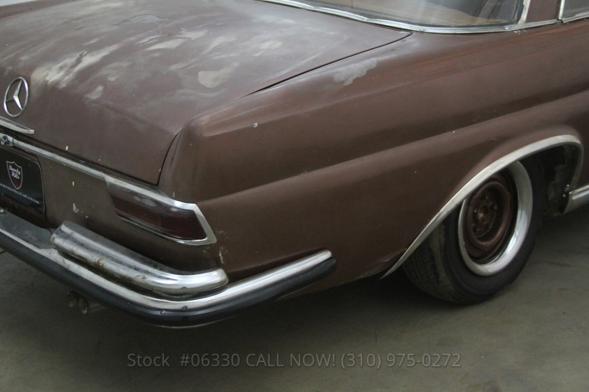 Used 1966 Mercedes-Benz 250SE Sunroof Coupe | Los Angeles, CA