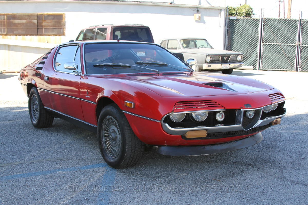 1971 alfa romeo montreal beverly hills car club. Black Bedroom Furniture Sets. Home Design Ideas