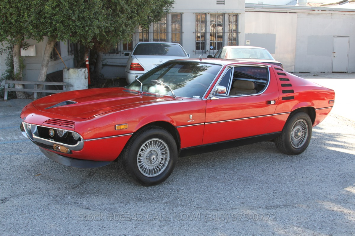 1971 alfa romeo montreal value