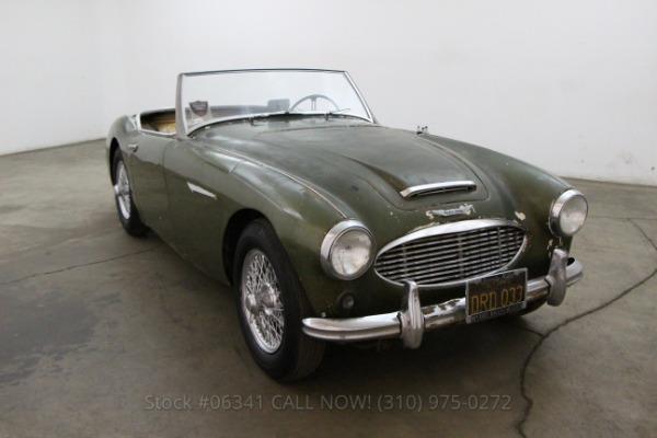 1959 Austin-Healey BT7