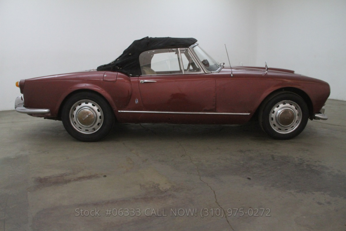 1959 Lancia Aurelia B24S Convertible | Beverly Hills Car Club