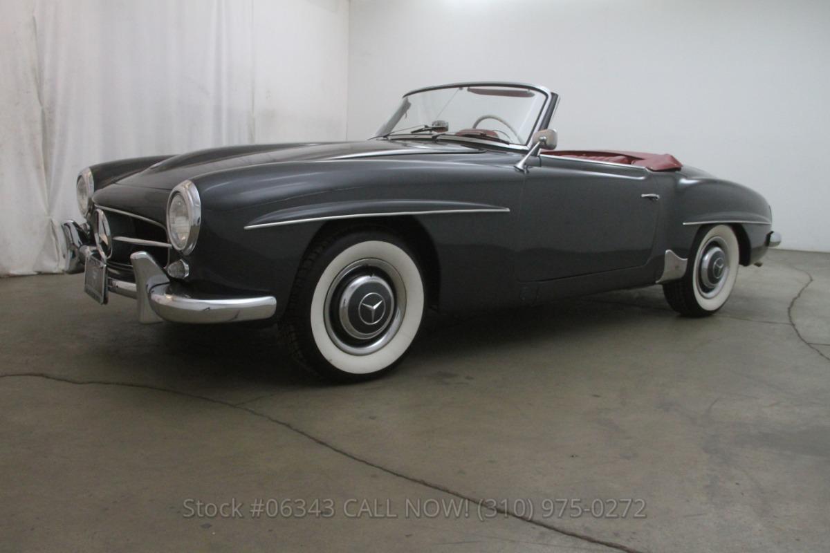 1961 mercedes benz 190sl beverly hills car club sciox Images
