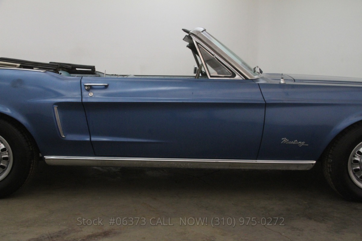 Used 1968 Ford Mustang Convertible 289 | Los Angeles, CA