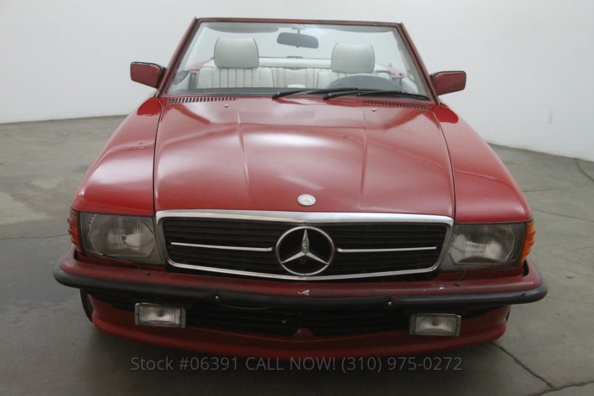 1982 Mercedes-Benz 500SL AMG | Beverly Hills Car Club  1982 Mercedes-B...
