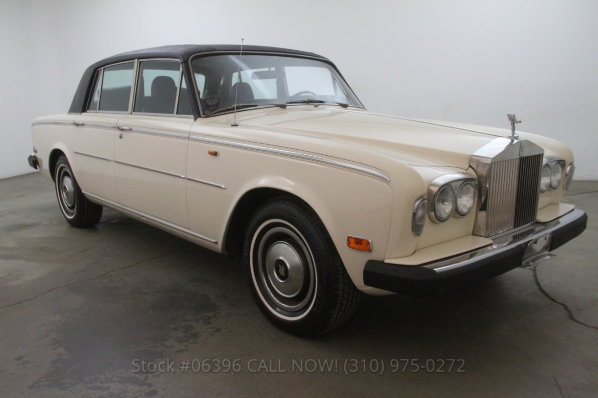 1979 Rolls Royce Silver Shadow | Beverly Hills Car Club