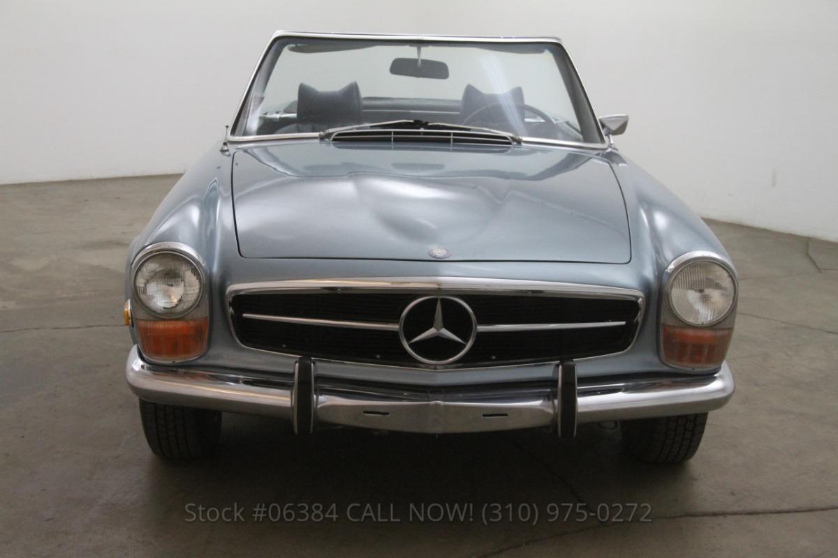 1971 mercedes benz 280sl beverly hills car club for Mercedes benz in beverly hills
