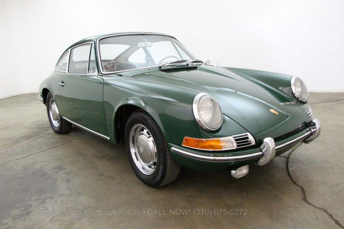 1966 Porsche 911 Factory Sunroof Coupe Beverly Hills Car