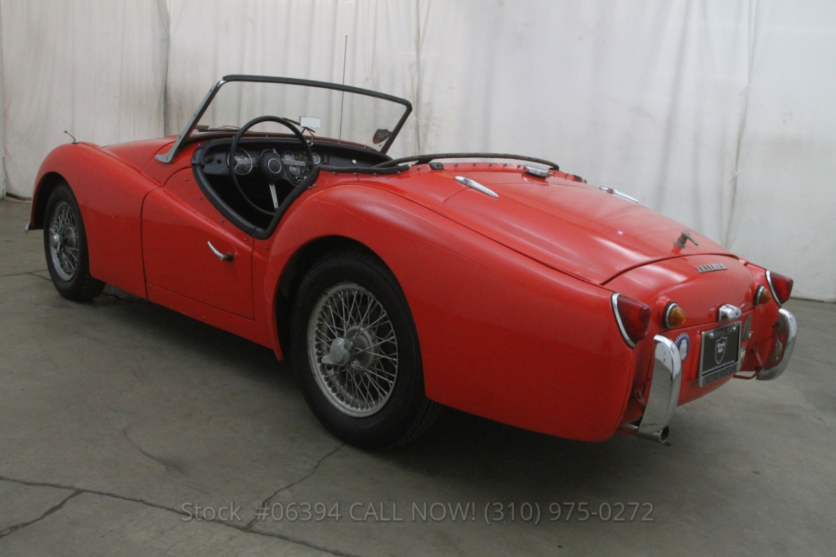 Used 1959 Triumph TR3 Roadster | Los Angeles, CA