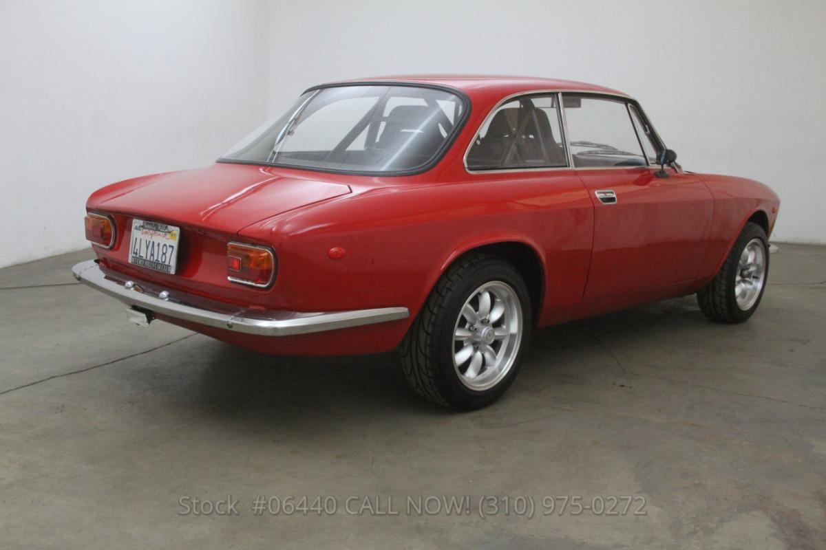 1969 alfa romeo gtv   beverly hills car club