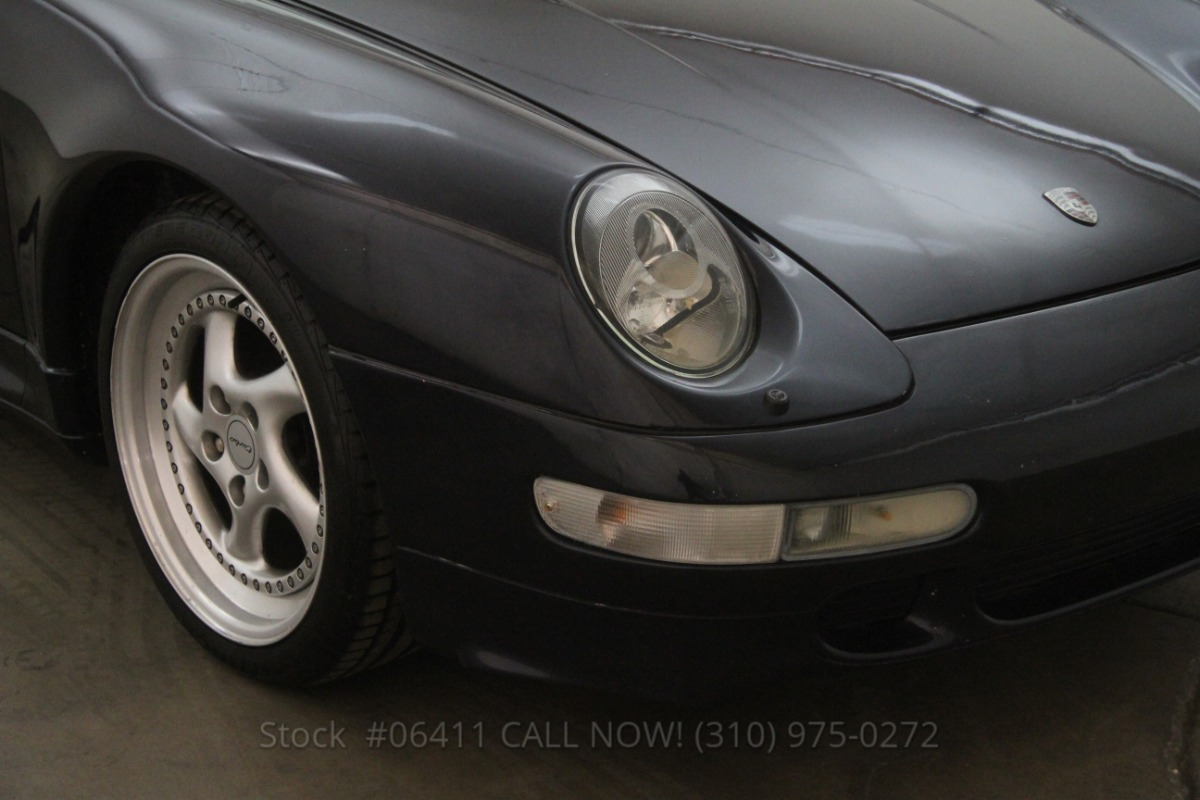 Used 1980 Porsche 911SC Cabriolet Conversion | Los Angeles, CA