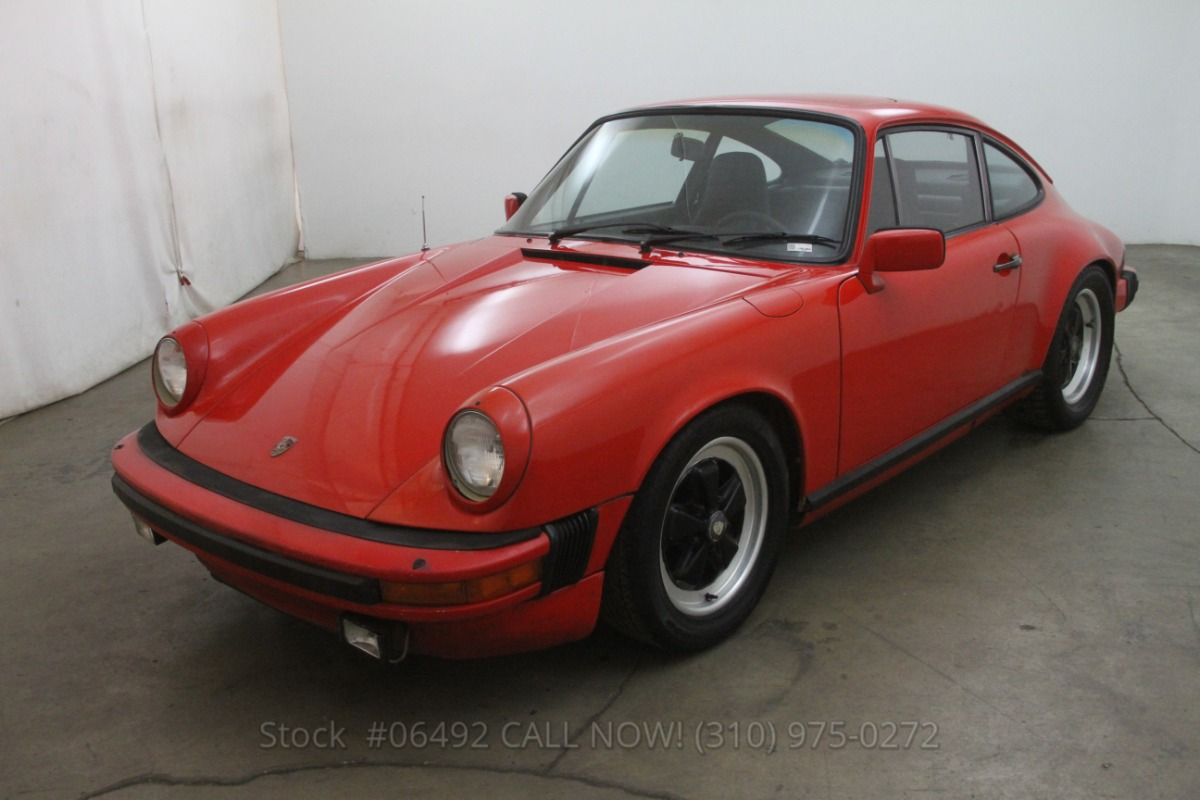 Used 1983 Porsche 911SC Sunroof Coupe | Los Angeles, CA