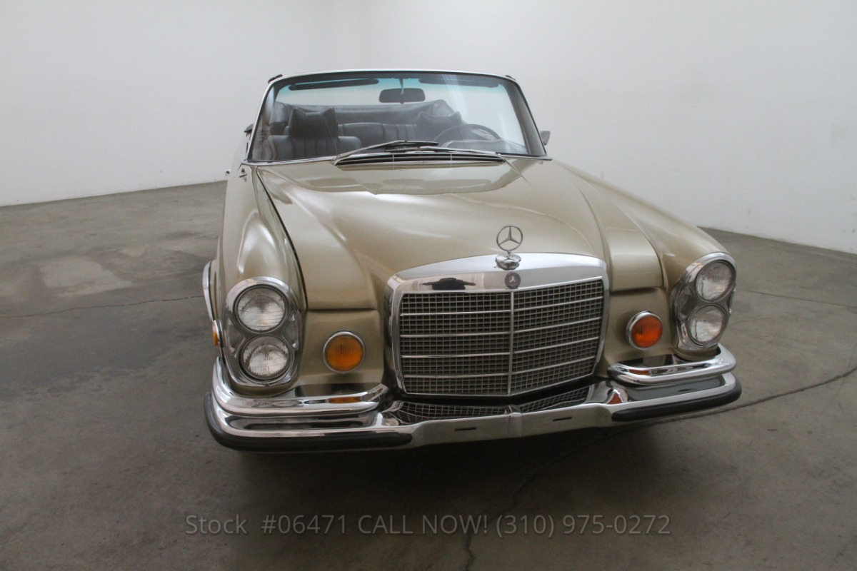 Used 1971 Mercedes-Benz 280SE 3.5 Cabriolet | Los Angeles, CA