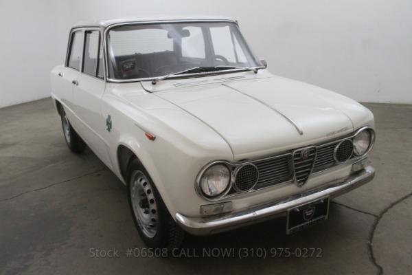 1968 Alfa Romeo Giulia 1300 TI