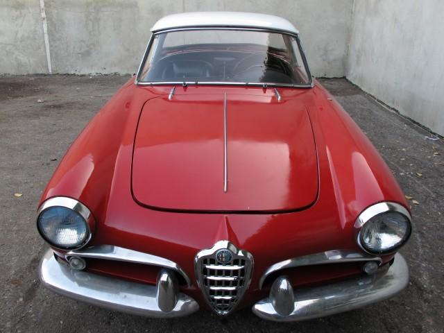 Used 1958 Alfa Romeo Giulietta Spider   Los Angeles, CA