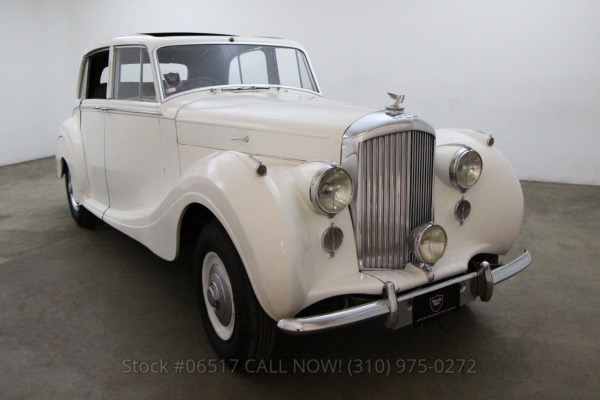 1951 Bentley R-Type Right Hand Drive