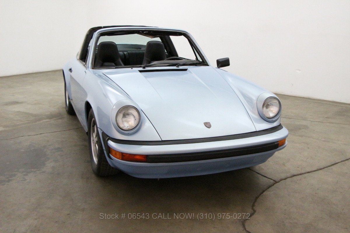 1974 Porsche Carrera Targa Beverly Hills Car Club