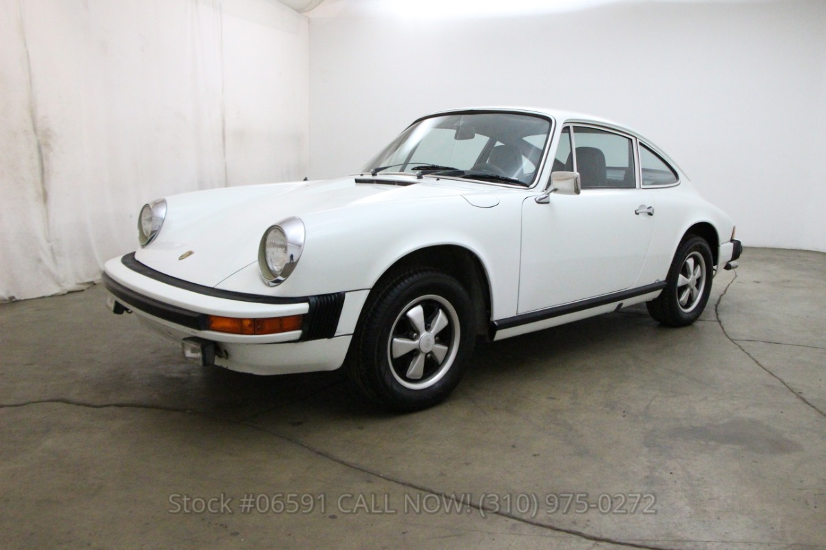 Used 1976 Porsche 912E Coupe | Los Angeles, CA