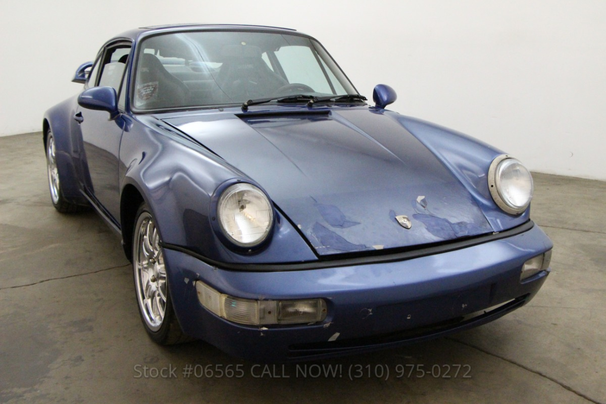 1990 Porsche 964 Sunroof Coupe Beverly Hills Car Club