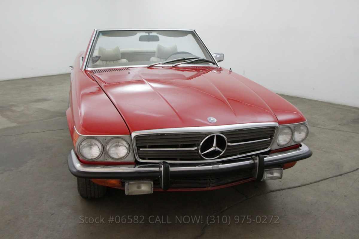 1972 mercedes benz 350sl beverly hills car club for Beverly hills mercedes benz service