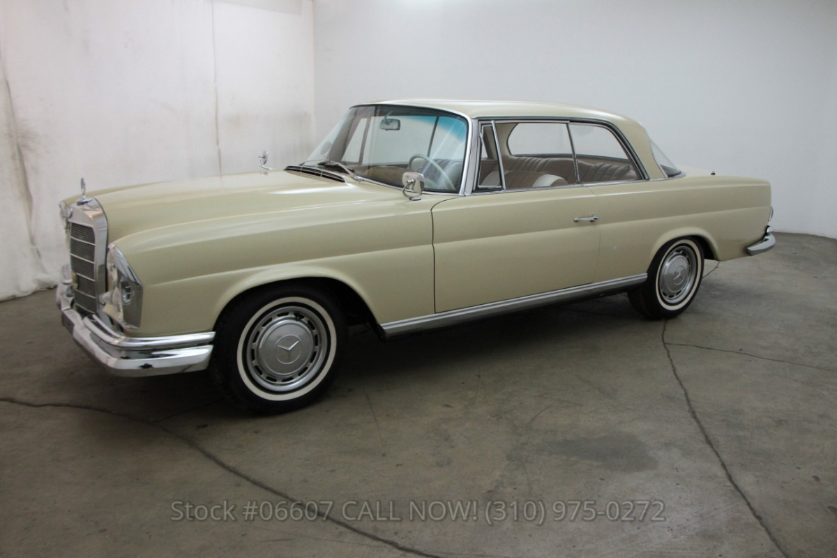 1963 mercedes benz 220se coupe beverly hills car club for Buy old mercedes benz
