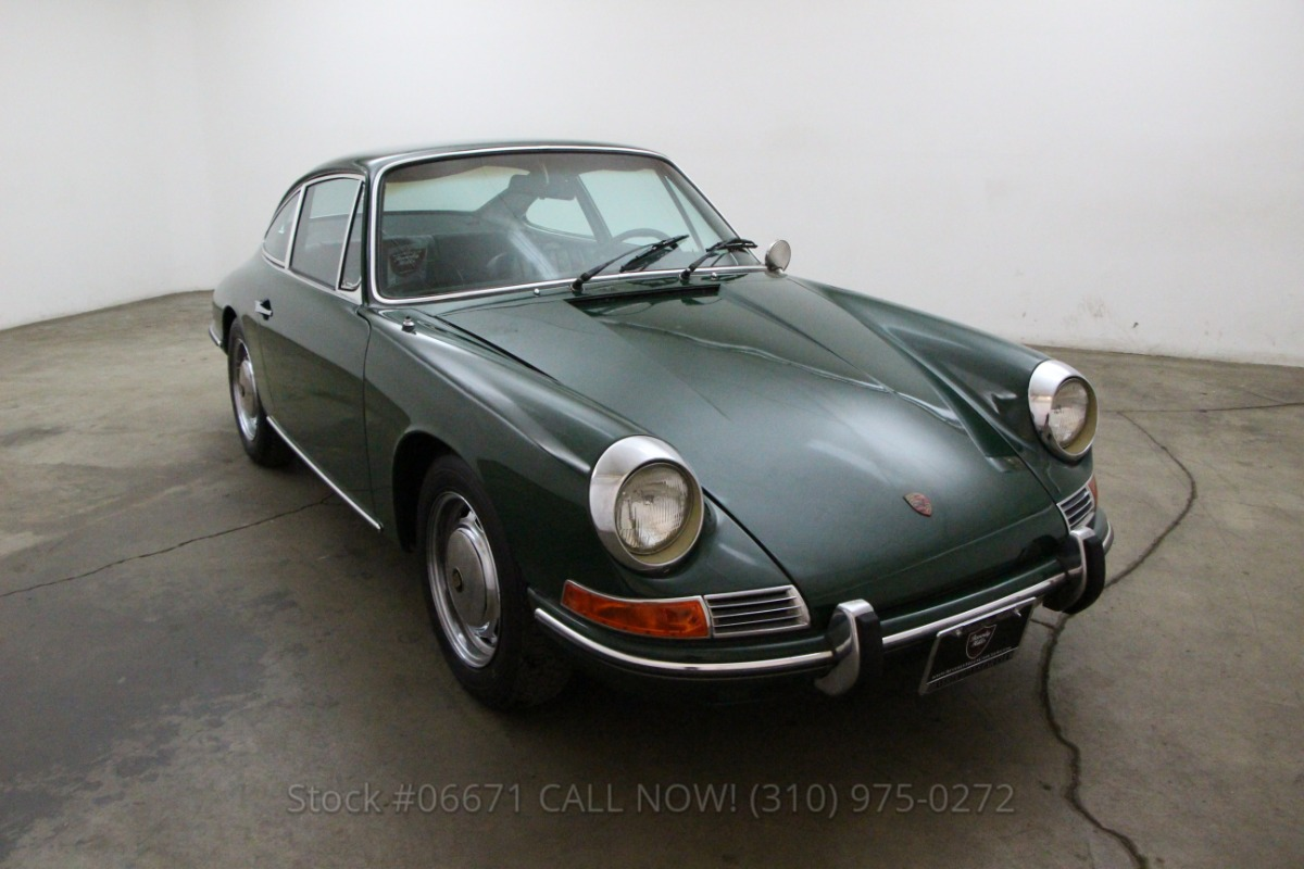 1968 Porsche 911 Sportomatic Coupe Beverly Hills Car Club