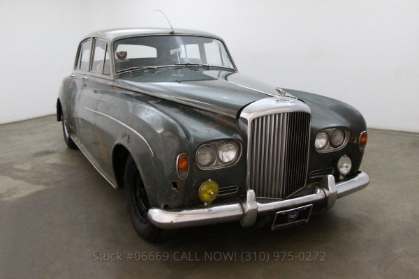 1964 Bentley S3 Right Hand Drive