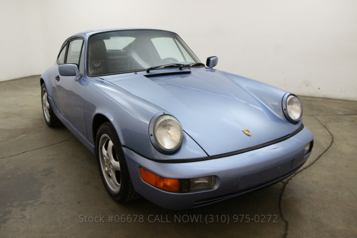 1991 Porsche 964 Sunroof Coupe Beverly Hills Car Club