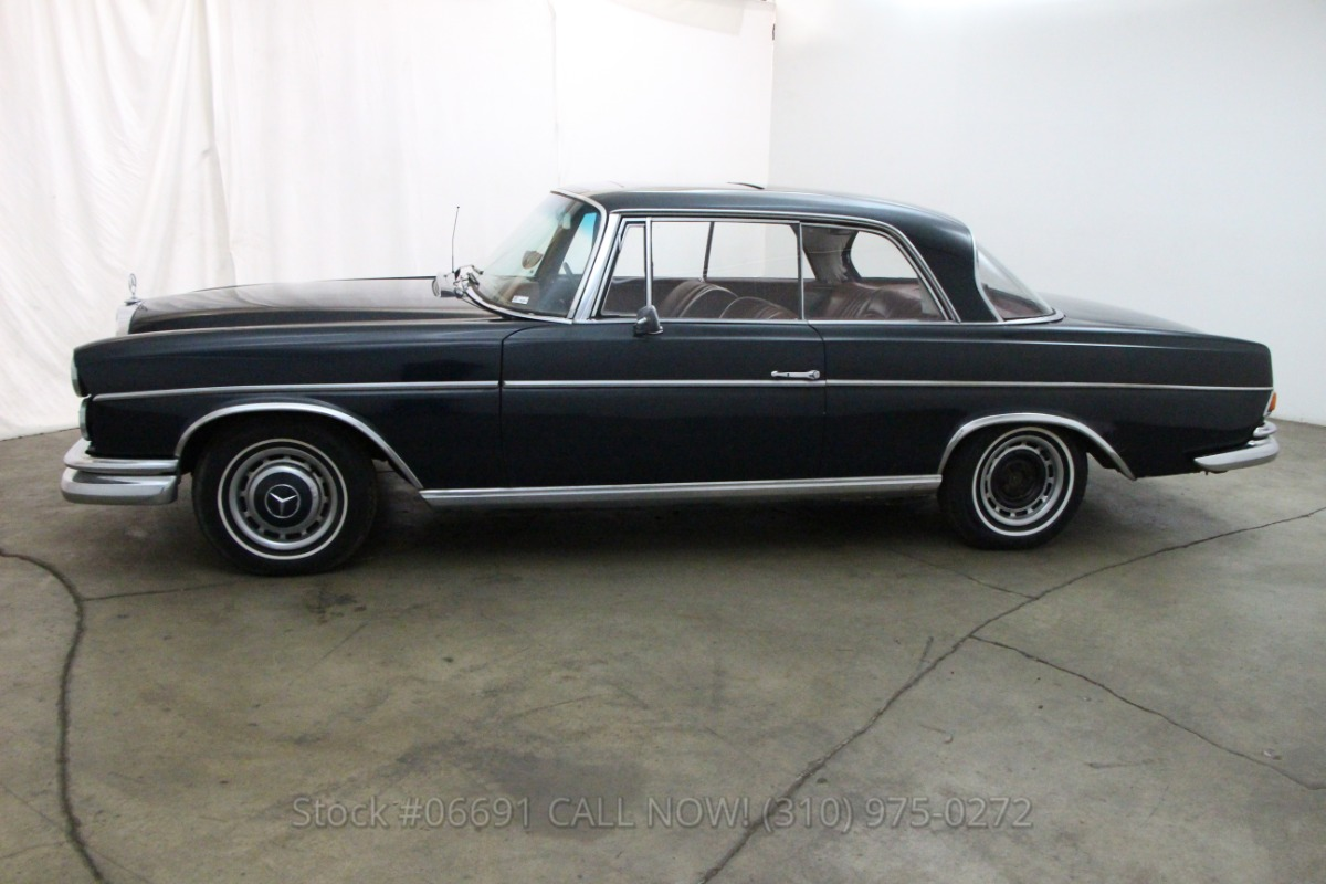 1964 mercedes benz 220se sunroof coupe beverly hills car for Buy classic mercedes benz