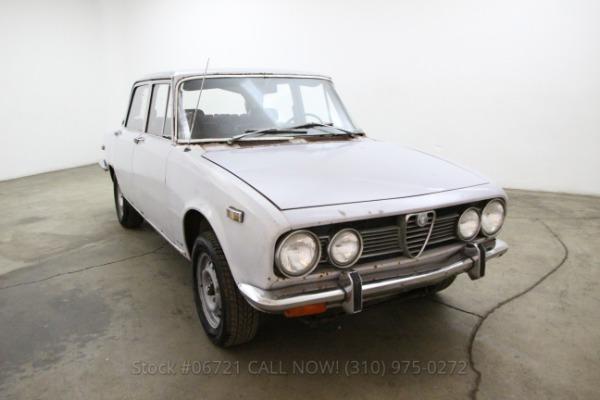1971 Alfa Romeo Berlina 1750