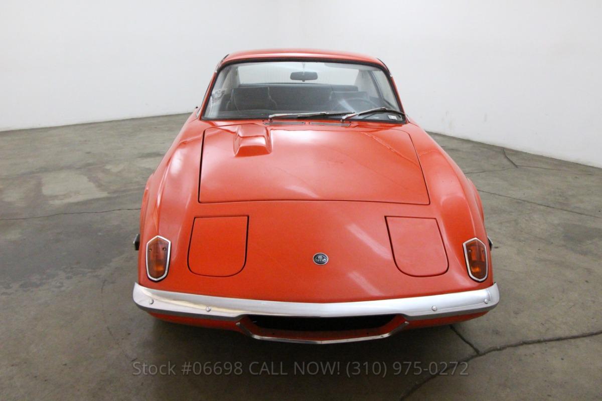 Used 1969 Lotus Elan Coupe   Los Angeles, CA