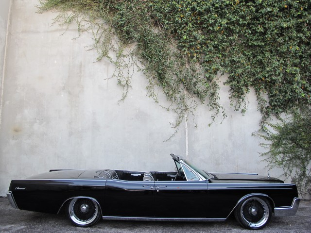 1967 Lincoln Continental Convertible | Beverly Hills Car Club